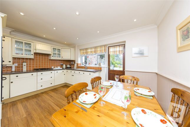 Thumbnail Link-detached house for sale in Prospect Road, Hornchurch