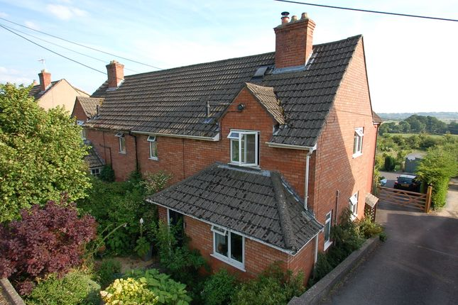 Thumbnail Semi-detached house for sale in Smiths Close, Rodney Stoke