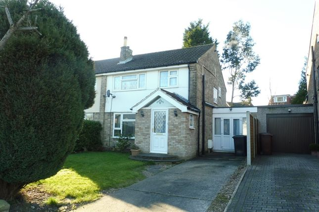 4 bed semi-detached house for sale in Rockwood Grove, Calverley, Pudsey