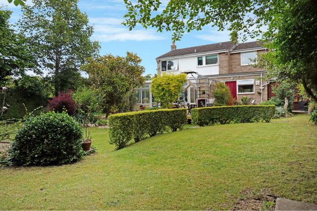 Garden of Chambrai Close, Appleford On Thames, Abingdon OX14