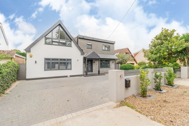 Thumbnail Detached house for sale in Old Ferry Drive, Wraysbury, Staines-Upon-Thames
