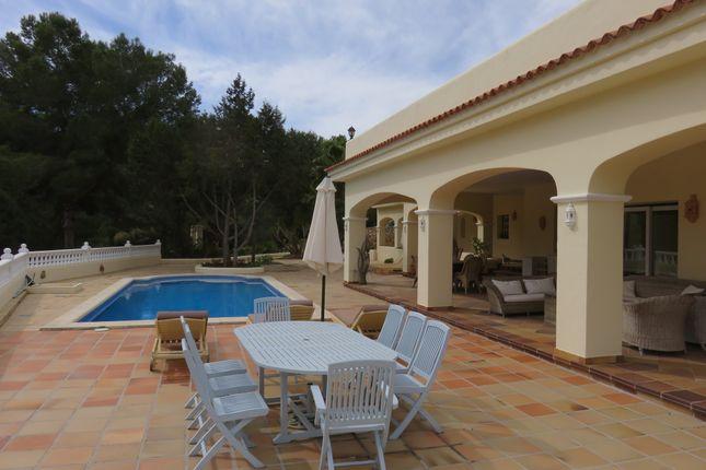 Sun Terrace  of San Agustin, San Jose, Ibiza, Balearic Islands, Spain