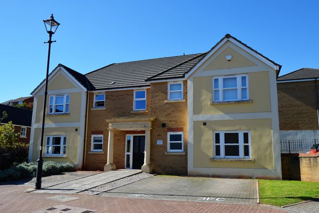 Thumbnail Flat for sale in Pengelly Way, The Willows, Torquay, Devon