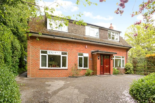Thumbnail Detached house for sale in Ayot St. Lawrence, Welwyn, Hertfordshire