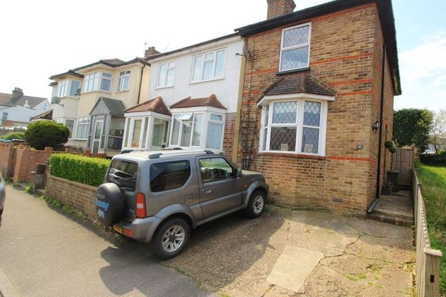 Thumbnail Semi-detached house to rent in Cromwell Road, Caterham