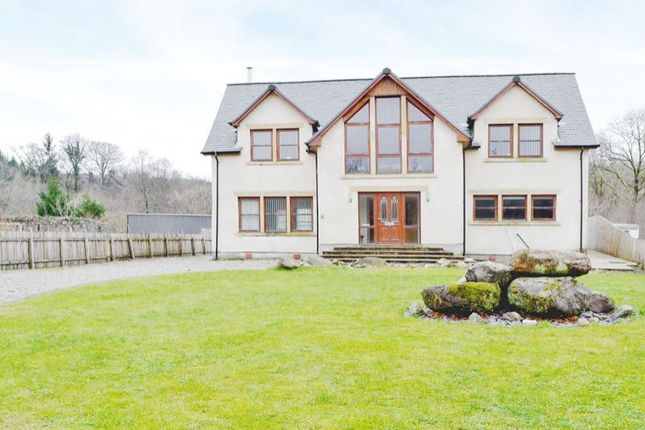 Thumbnail Detached house for sale in Helian, Rowanbank, Dalmally Near Oban PA331Ae