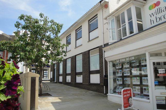 Thumbnail Office for sale in High Street, Downham Market