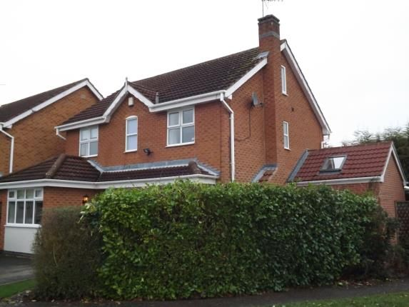 Thumbnail Detached house for sale in Elterwater Drive, Gamston, Nottingham