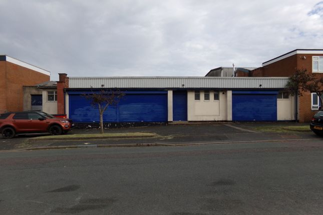 Thumbnail Industrial for sale in 55 The Avenue, Rubery Birmingham