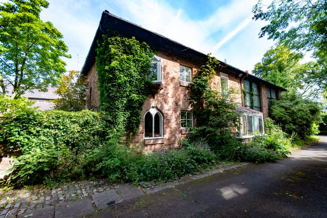 Thumbnail Detached house for sale in South Drive, Sandfield Park, Liverpool