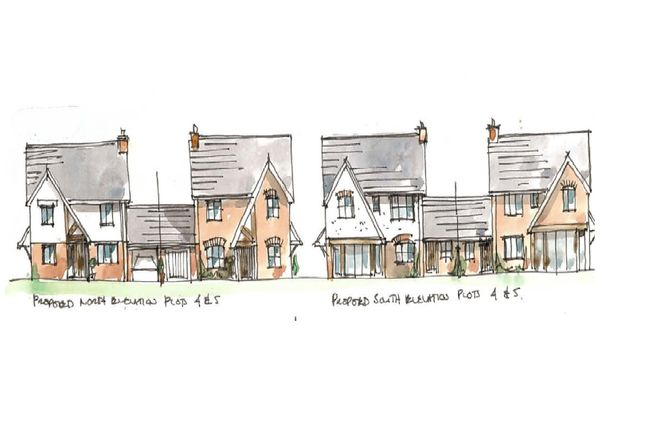 Thumbnail Link-detached house for sale in Winters Lane, Long Bennington