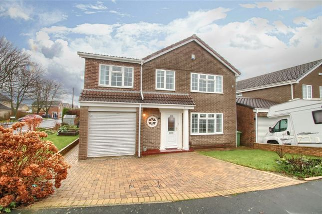 5 bed detached house for sale in Roedean Drive, Eaglescliffe, Stockton-On-Tees TS16