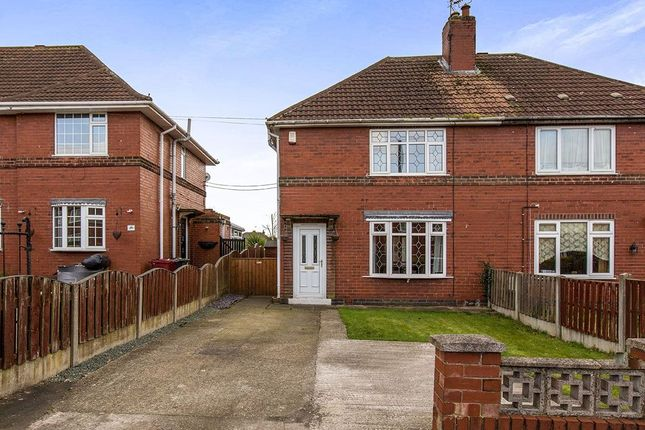 3 Bed Semi Detached House For Sale In Park Avenue Glapwell Chesterfield