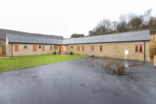 Thumbnail Detached bungalow for sale in Bilberry Cottage, Berridge Lane, Ashover