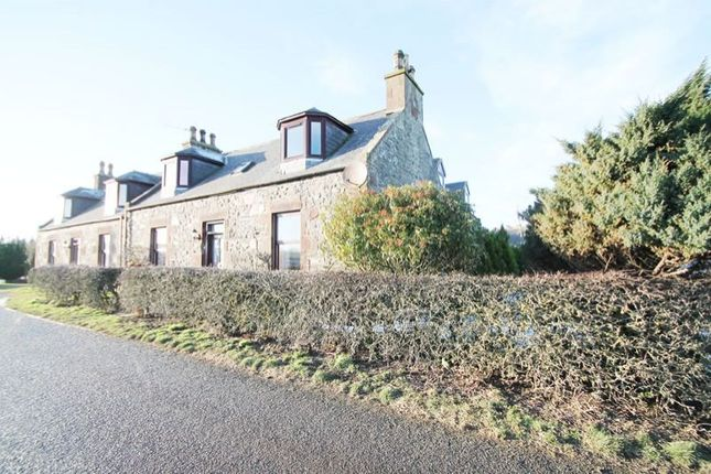 Thumbnail Detached house for sale in New Bigging House, Rothienorman Gordonstown Inverurie AB518Xp