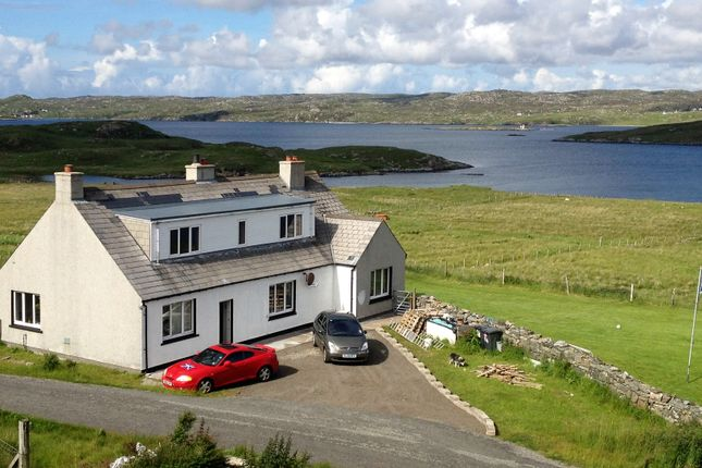 Thumbnail Detached house for sale in Kirkibost, Bernera