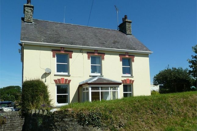 Thumbnail Detached house to rent in Llangrannog, Llandysul