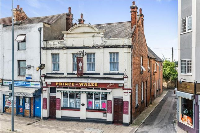 Thumbnail Pub/bar for sale in Prince Of Wales, 9 High Street, Strood, Kent