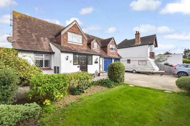 Thumbnail Detached house for sale in Felpham Way, Felpham, West Sussex