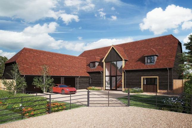 Thumbnail Detached house for sale in Hawkswood, Dropshort Farm, Childrey