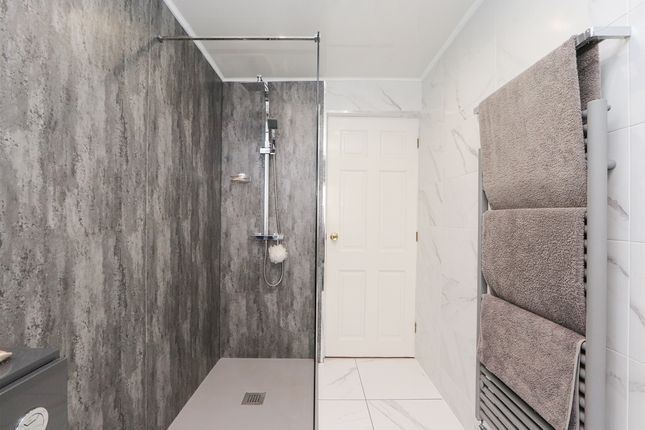 Shower Room of Derbyshire Lane, Sheffield S8