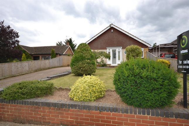 Thumbnail Detached bungalow for sale in Rectory Close, Roydon, King's Lynn