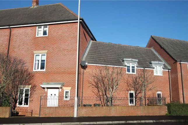 Thumbnail Terraced house to rent in Honeymead Lane, Sturminster Newton, Dorset