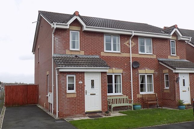 Thumbnail Semi-detached house to rent in Watermans Walk, Carlisle