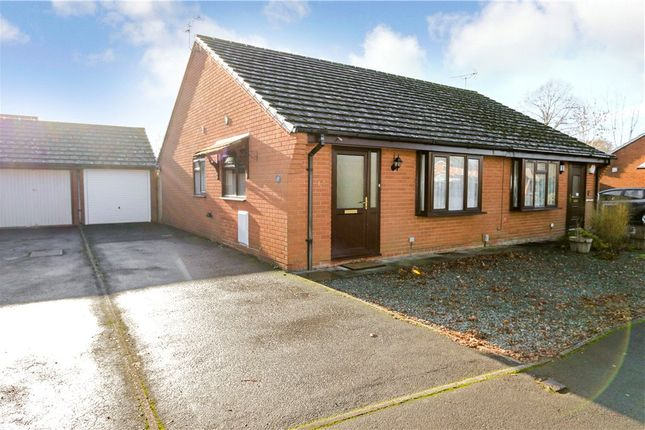 Thumbnail Semi-detached bungalow to rent in Greatwell Drive, Romsey