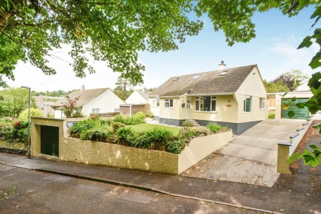 Thumbnail Bungalow for sale in Callington, Cornwall, United Kingdom