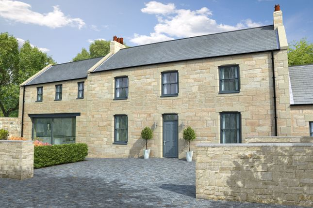 Thumbnail Barn conversion for sale in West Farm Steading, Earsdon Village