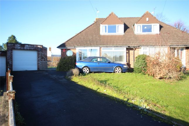 Thumbnail Bungalow for sale in Waterdale Gardens, Henleaze, Bristol