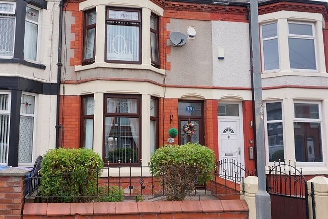 Thumbnail Terraced house for sale in Eastbourne Road, Walton, Liverpool
