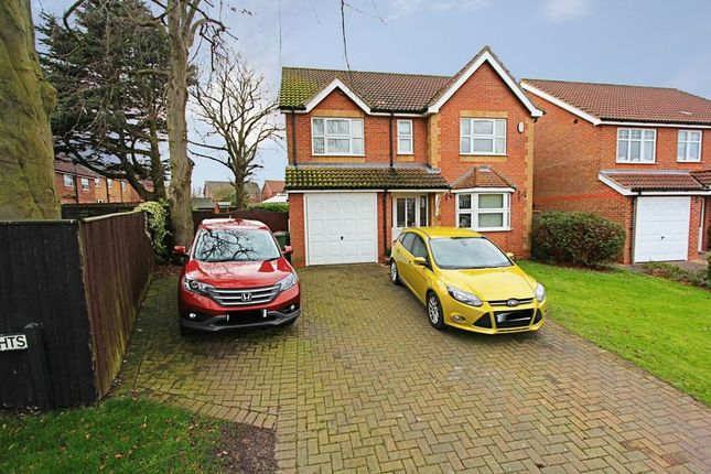 4 bed detached house for sale in Riverbank Rise, Barton-Upon-Humber