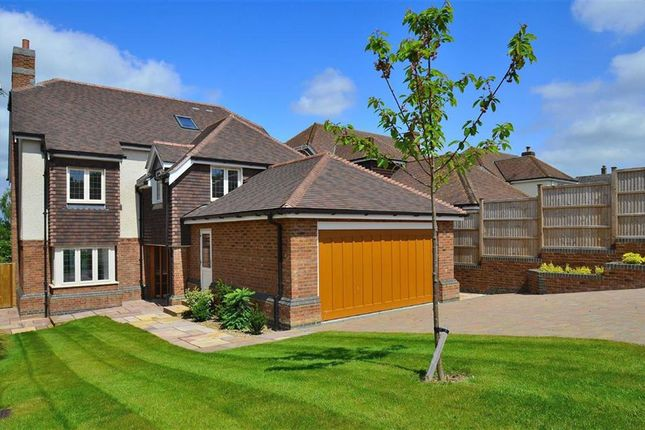 Thumbnail Detached house for sale in Moules Yard, Ashwell, Baldock
