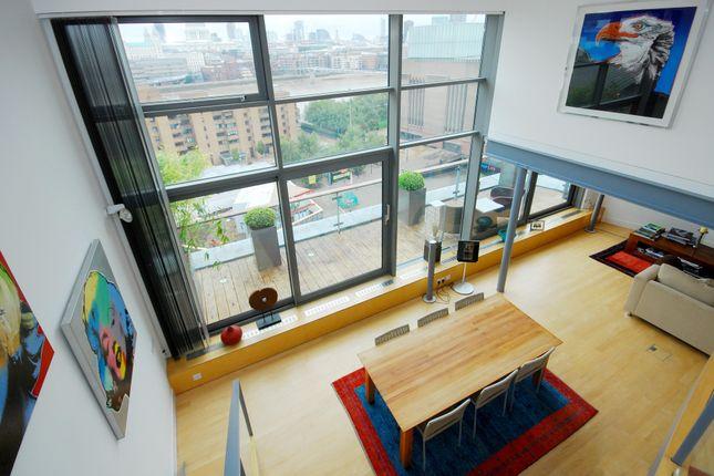 Thumbnail Flat to rent in Hoptons Gardens, Hopton Street, London