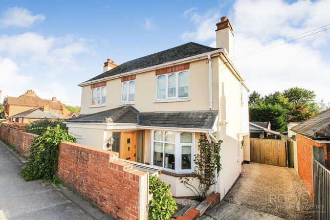 Thumbnail Detached house for sale in Kiln Road, Shaw, Newbury