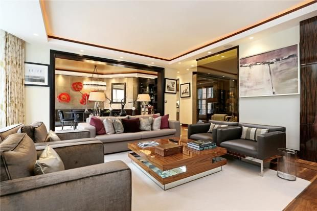 Thumbnail Flat for sale in Davies Street, Mayfair, London
