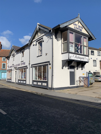 Thumbnail Commercial property for sale in Bridge Street, Horncastle