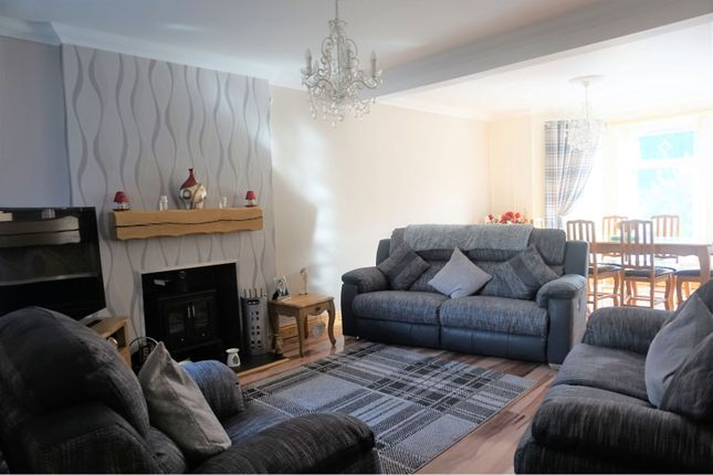 Thumbnail Semi-detached house for sale in Six Bells Road, Abertillery