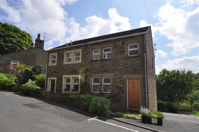 Thumbnail Semi-detached house to rent in Lower Mill Bank Road, Lower Mill Bank, Sowerby Bridge