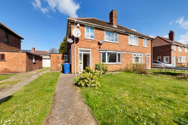 Thumbnail Semi-detached house for sale in Lonsdale Avenue, Intake, Doncaster, South Yorkshire