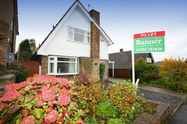 Thumbnail Detached house to rent in Robert Moffat, High Legh, Knutsford