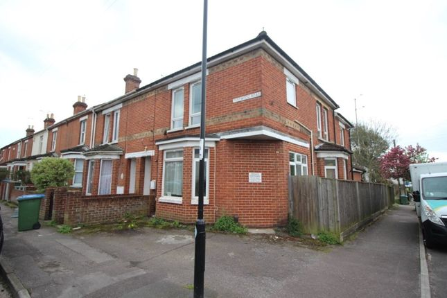 Thumbnail Flat for sale in Testwood Road, Southampton