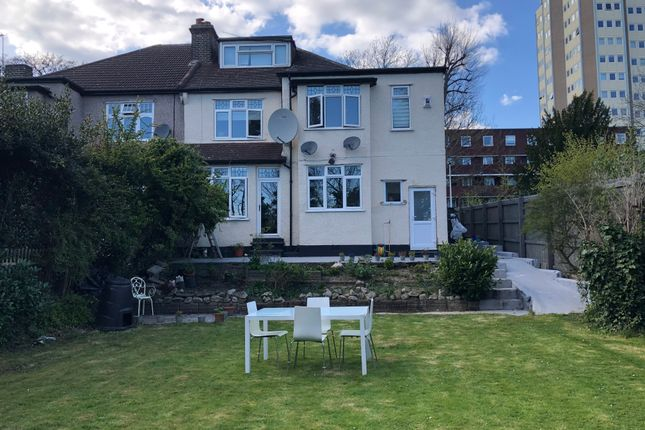 Thumbnail Semi-detached house to rent in Charteris Road, Woodford Green
