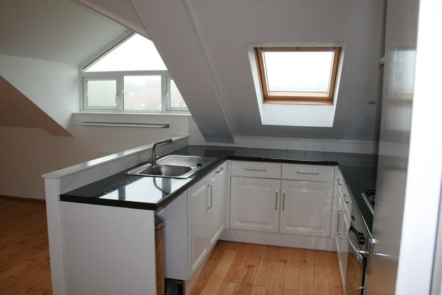 Thumbnail Flat to rent in Selden Road, Worthing, West Sussex