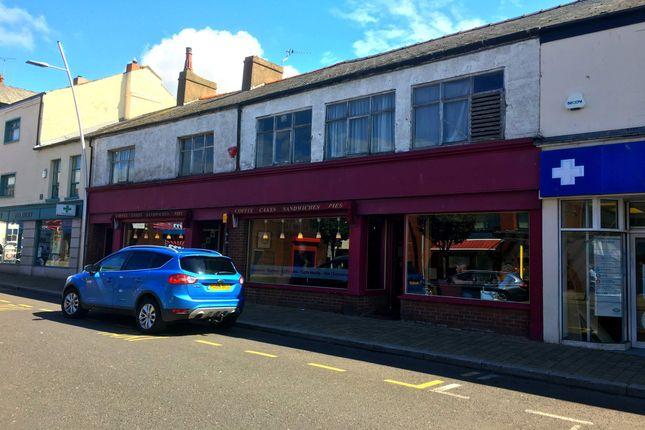 Thumbnail Retail premises for sale in 58 - 64 Dalton Road, Barrow In Furness, Cumbria