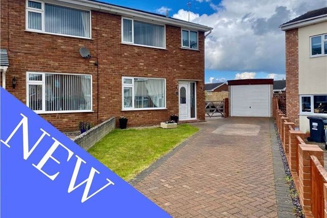 3 bed semi-detached house for sale in Park Hill Avenue, Gwersyllt, Wrexham LL11
