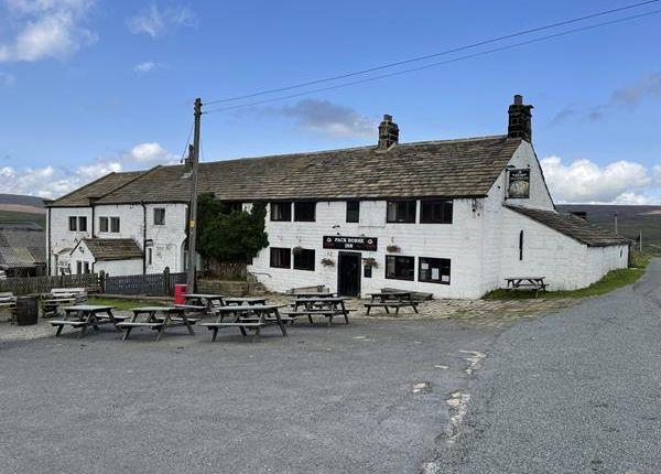 Thumbnail Pub/bar for sale in The Pack Horse Inn, Widdop Road, Hebden Bridge, West Yorkshire