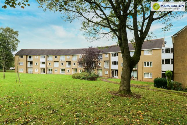 2 bed flat for sale in Queensway, Westlands, Newcastle Under Lyme ST5